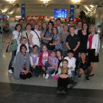 Ostatnie zdjęcie na lotnisku