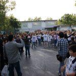 Powitanie-przed-szkołą