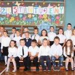Zdjęcie grupowe klasy pierwszej